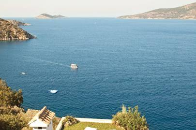 Mediterranean Turkey