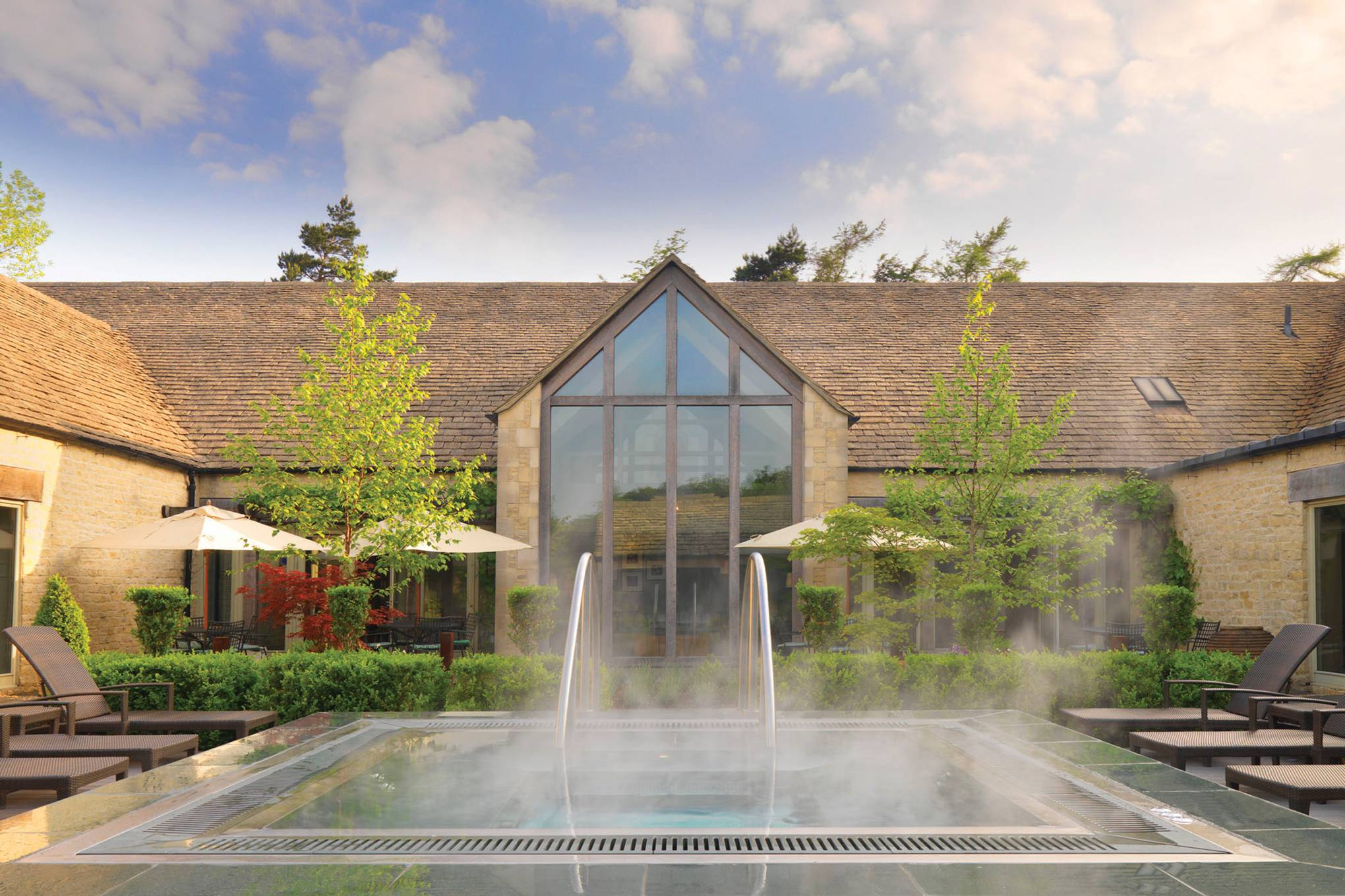 Calcot Manor & Spa review: the best family hotel in the Cotswolds