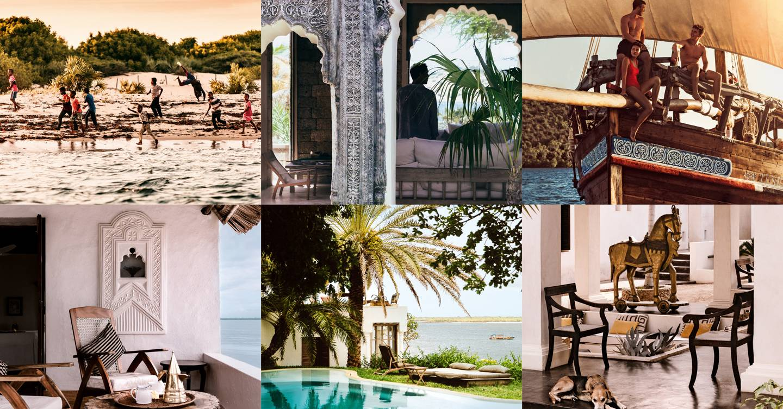The ultimate holiday on Lamu Island, Kenya