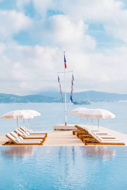6. A legendary hotel is reborn in St Tropez