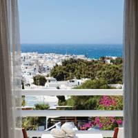BELVEDERE, MYKONOS, Greece