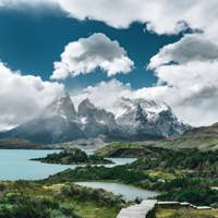 43. Torres del Paine National Park, Chile
