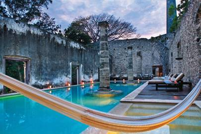 Hacienda Uayamon, Yucatán Peninsula, Mexico