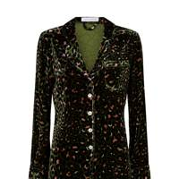 Olivia von Halle pyjamas, £420