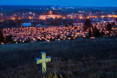 11. All Saints' Day, Pinczow, Poland