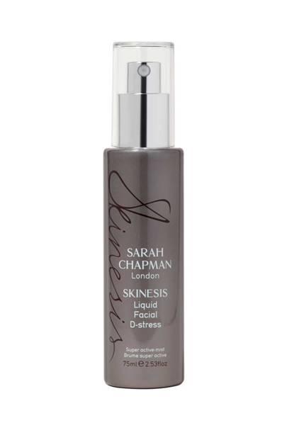 Sarah Chapman liquid facial d-stress mist