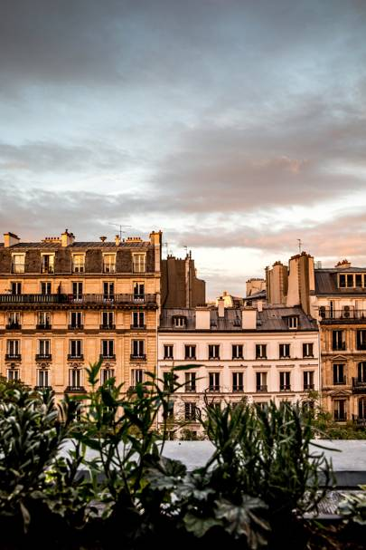 Hotel Des Grands Boulevards, Paris, France