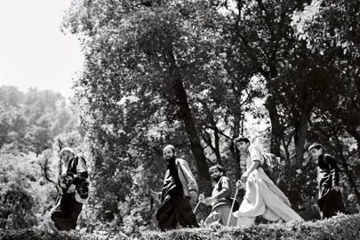 Nomadic Gujjar people, Kashmir