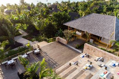 9. Save 25% on a stay at an eco-friendly hotel in Zanzibar