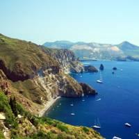 Luxury travel guide Aeolian Islands Italy CN Traveller
