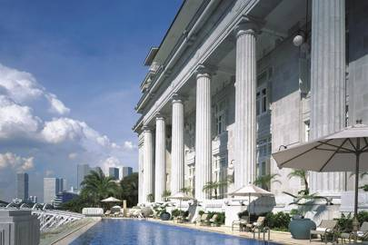 20. The Fullerton Hotel, Singapore