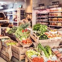 DAYLESFORD ORGANIC FARMSHOP & CAFÉ, Pimlico