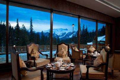 Chaikash, The Tea Lounge at the Khyber Himalayan Resort & Spa