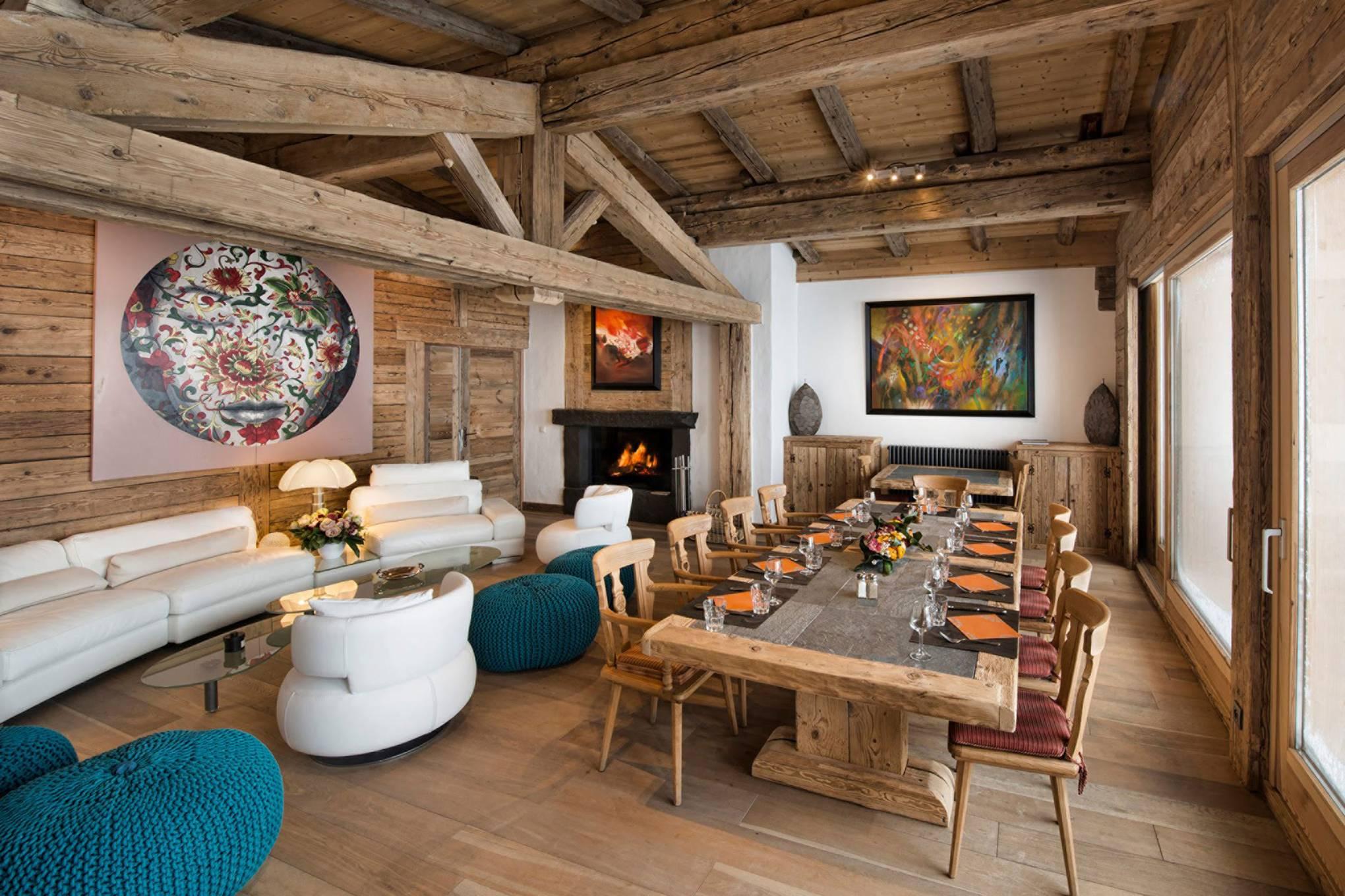 Le Refuge Megeve Architecte les chalets du mont d'arbois, megève, a four seasons hotel