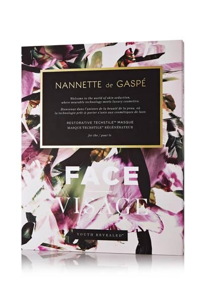 54. Nannette de Gaspé Restorative Face Masque