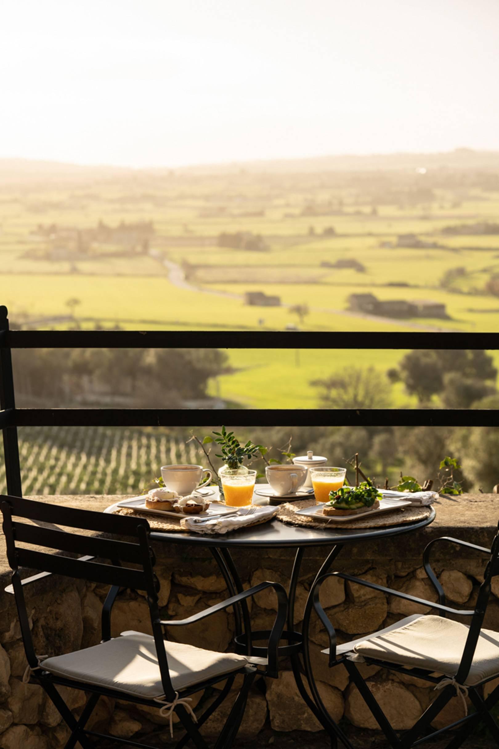 Egg Chair Riet.The Best Hotels In Mallorca Cn Traveller