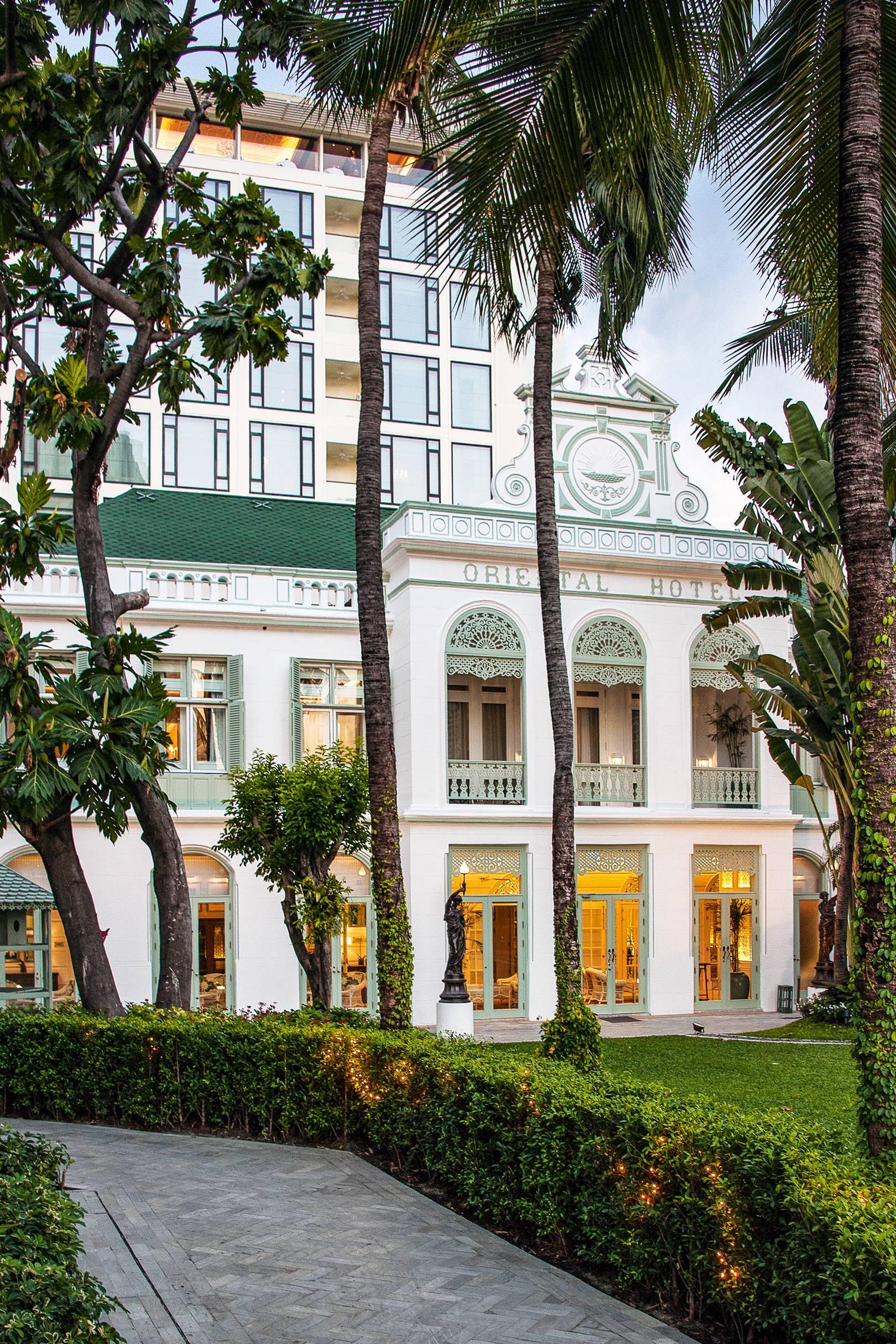 Mandarin Oriental, Bangkok – spa review | CN Traveller