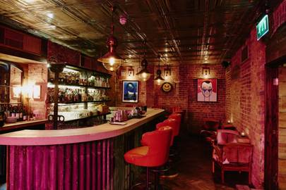 Clarendon Cocktail Cellar, Pimlico