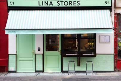 LINA STORES, SOHO