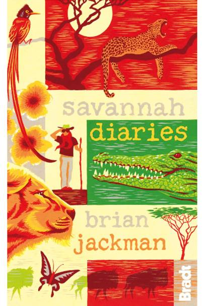 Books about African game parks