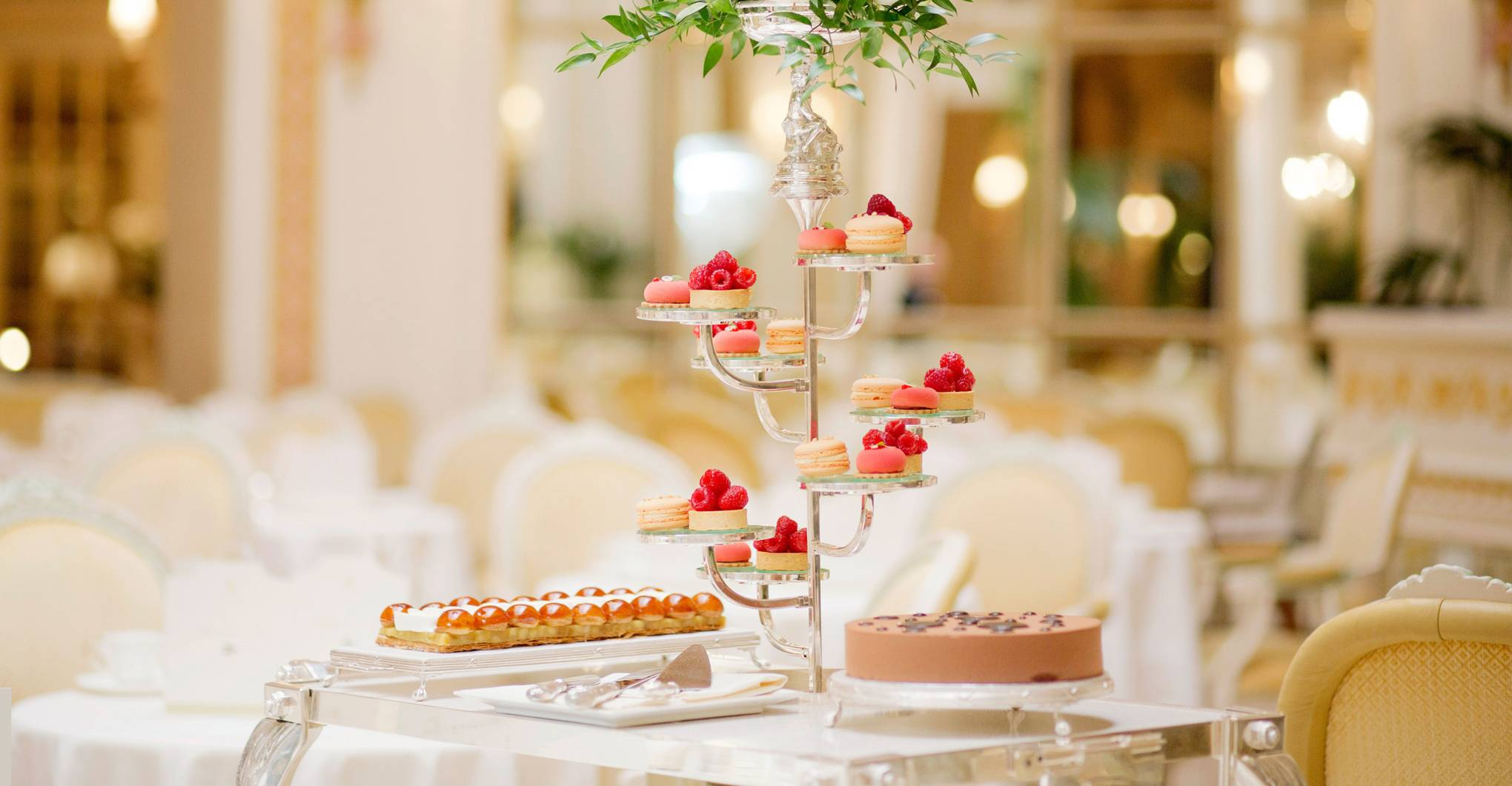 Win afternoon tea for two at The Ritz London