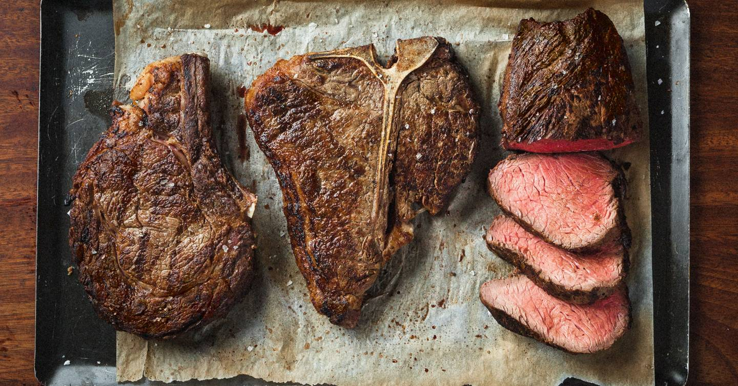The best steaks in London
