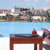The Yeatman rooftop pool