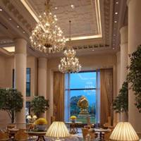 18. Leela Palace, New Delhi, India. Score 75.47