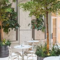 The Scratch menu, Spring, Somerset House