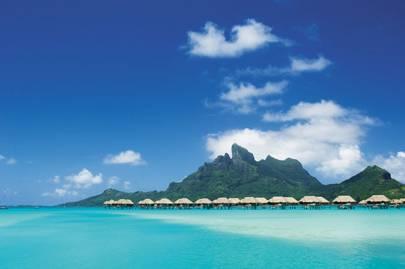 Best overseas leisure hotels: Four Seasons Resort Bora Bora, French Polynesia