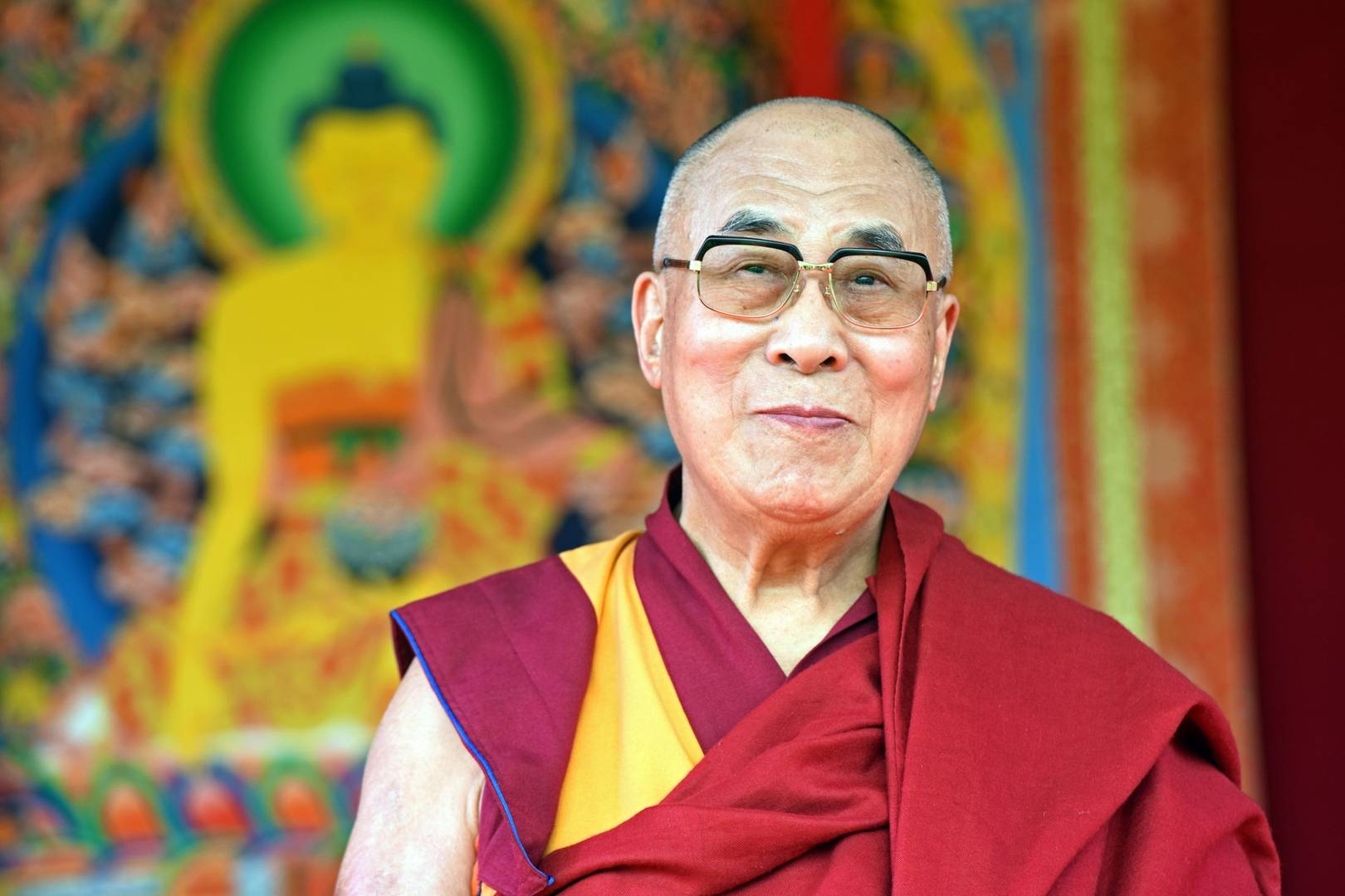 The Dalai Lama The 50 Best Travellers In The World Cn Traveller