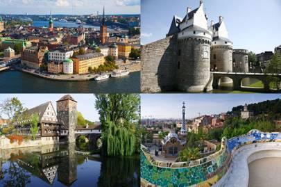 Europe's 7 greenest cities