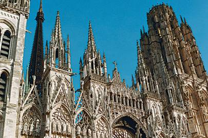 Rouen: Where to stay