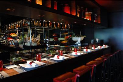 Dine out in style at L'Atelier de Joel Robuchon