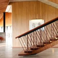 Inside Refugia Lodge