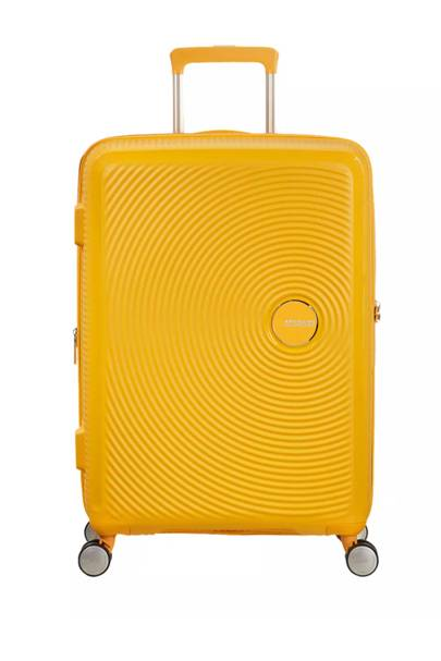 American Tourister spinner suitcase