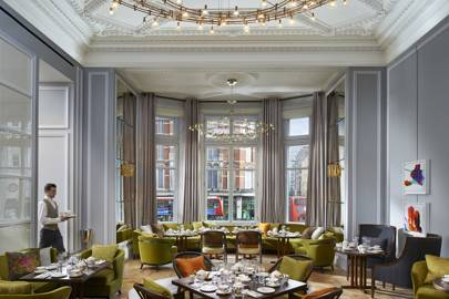 1. Mandarin Oriental Hyde Park, London