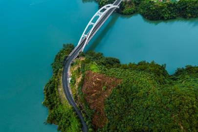 Arch bridge, China