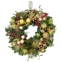 By Appointment Only Design – Personalised Christmas Wreath