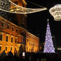Poland Christmas Tree