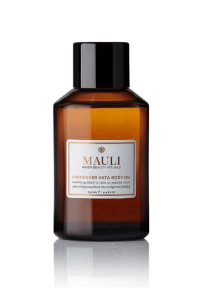 6. Body oil