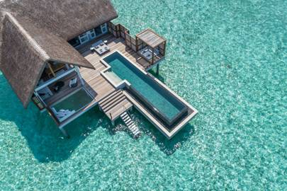 Four Seasons Landaa Giraavaru, the Maldives