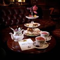 Tipsy Tea at Mr Fogg's