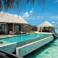 Shangri-la's Villingili Resort & Spa, the Maldives