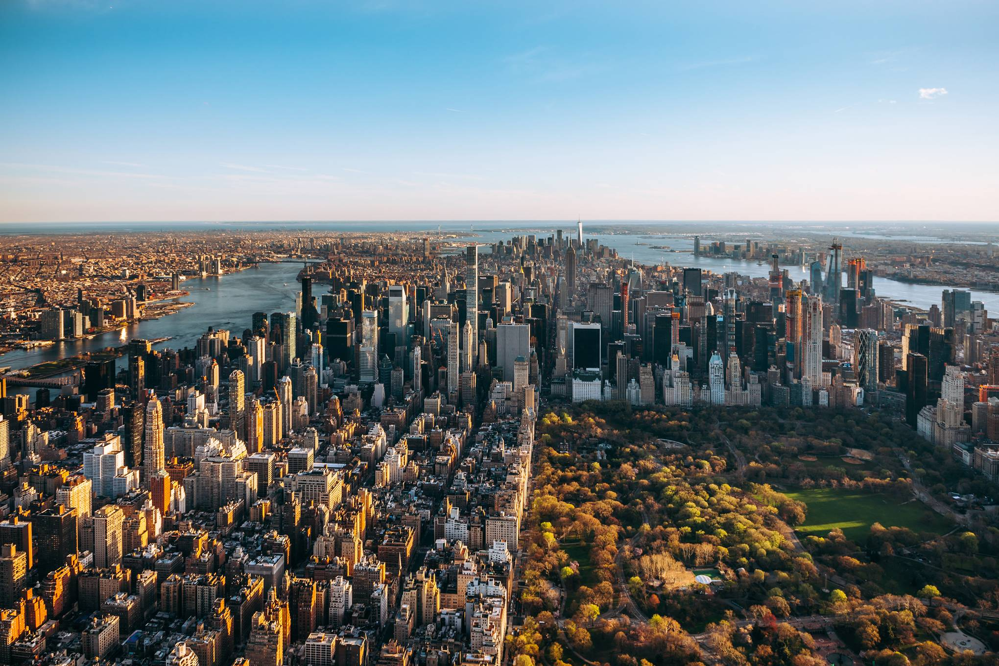 The best places to take photos in New York