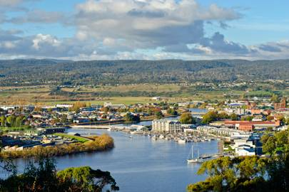 6. Launceston, Tasmania