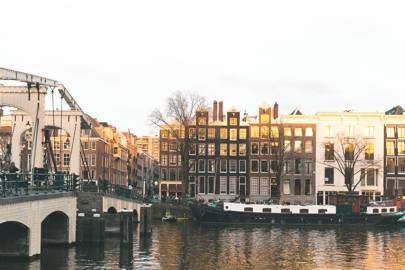 Amstel bridge