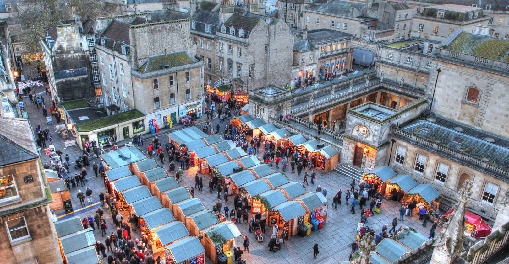 Six of the best Christmas markets in the UK