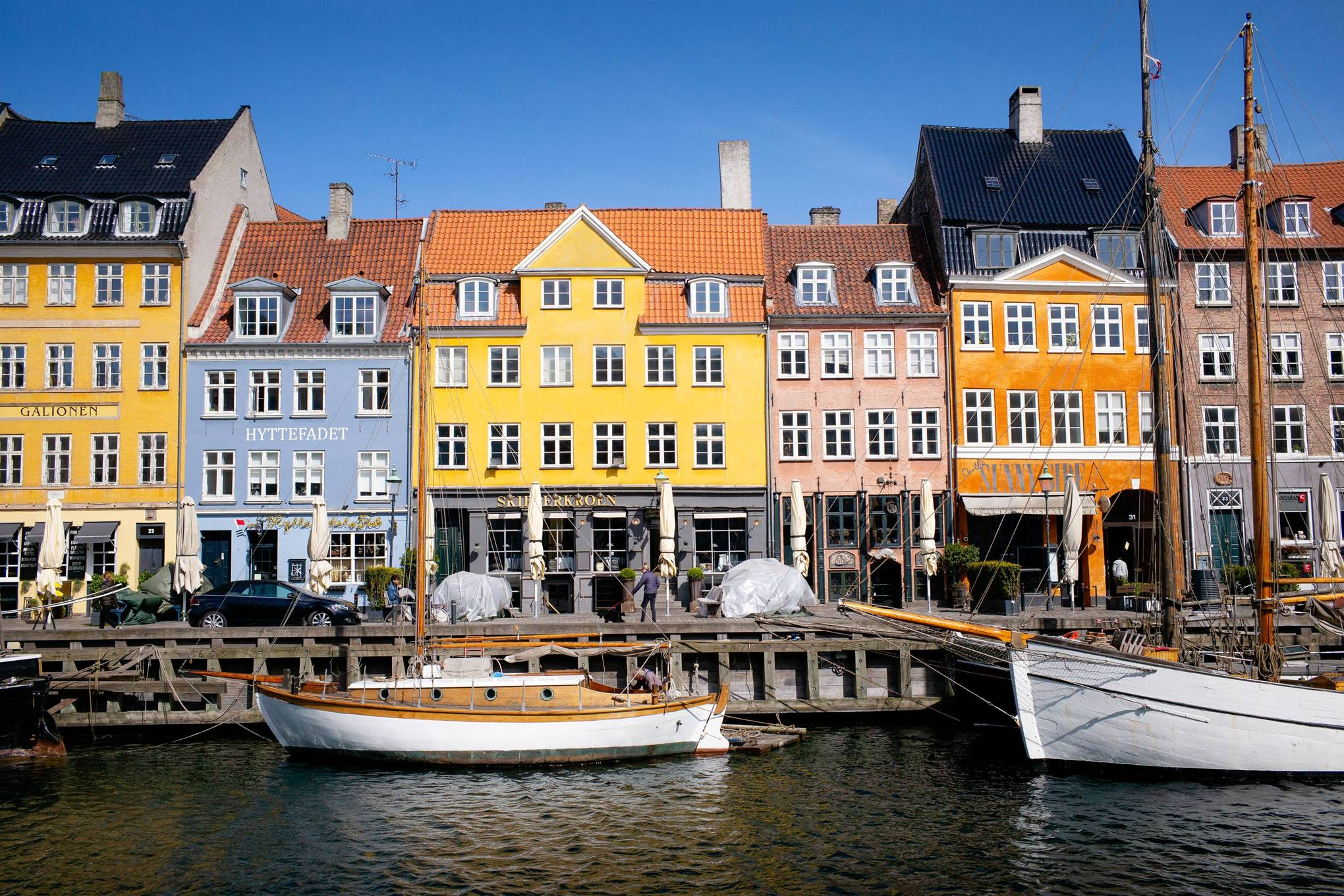Denmark is emerging from lockdown. This is what it's like | CN Traveller