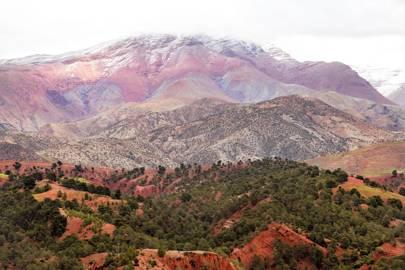 A Moroccan trek